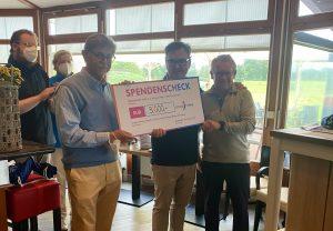Wir sagen Dankeschön! Das erste Good Times Charity-Golfturnier war ein voller Erfolg!